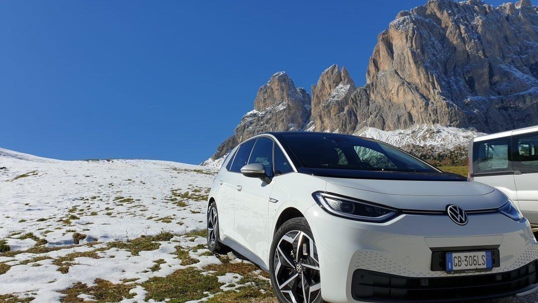 E-Mobility rock the mountains