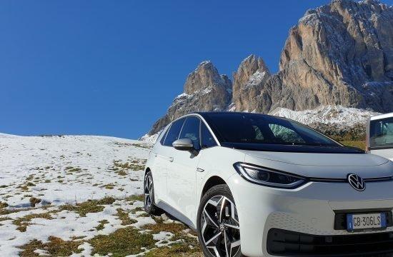 Rock the mountains con la tua macchina elettrica