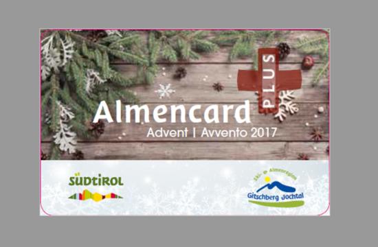 Ski- und Almadvent-Bergbahnen inklusive