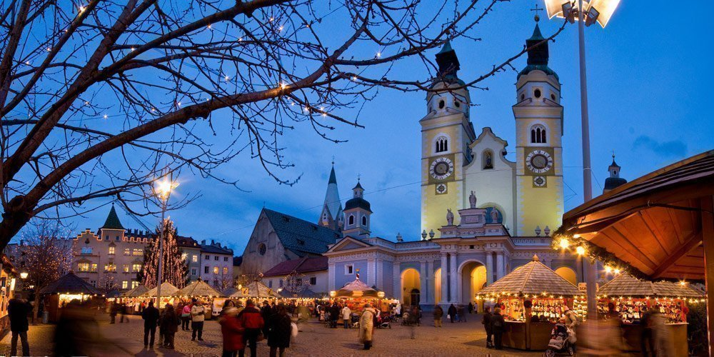 I più bei mercatini di Natale in Avvento