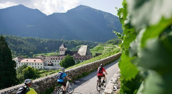 Die Kultur- und Kongressstadt Brixen