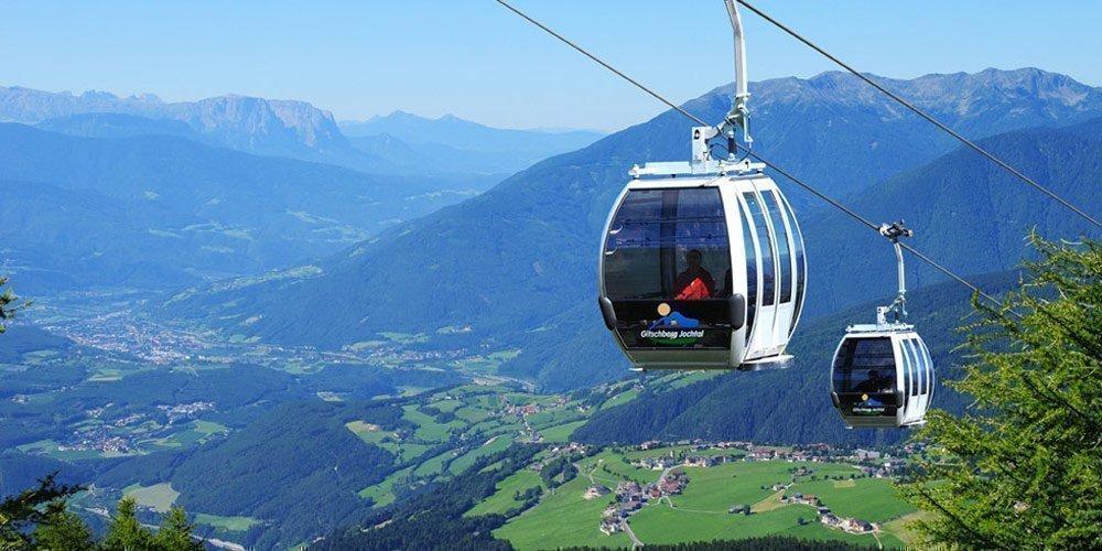 Ferienregion Gitschberg/Jochtal – Wander- und Wintersportparadies im Eisacktal