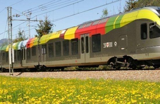 """""""Zügig""""nach Südtirol!         Urlaub ohne Auto und die Südtiroler Bergluft DANKT"""