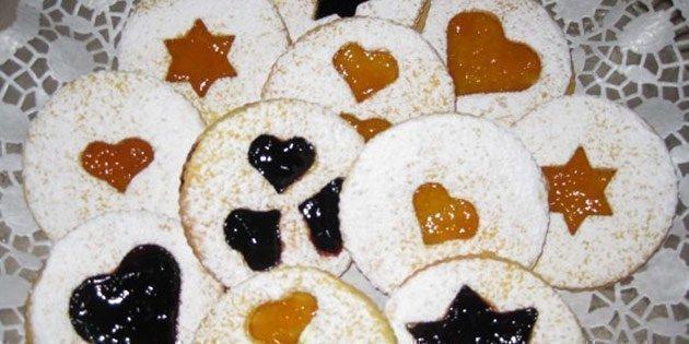Biscotti di Natale (Spitzbuben)