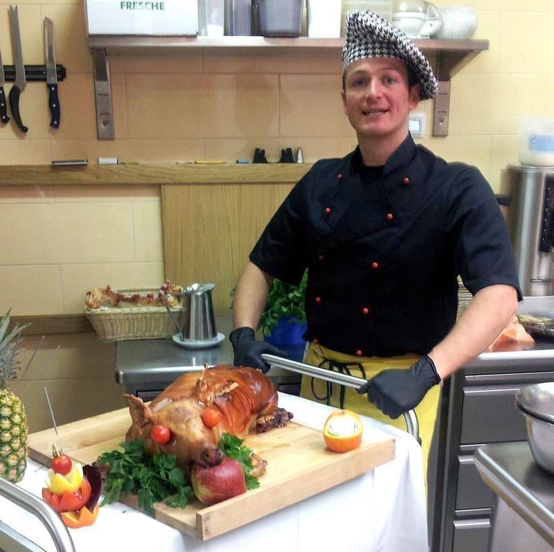 Christian – unser Küchenchef