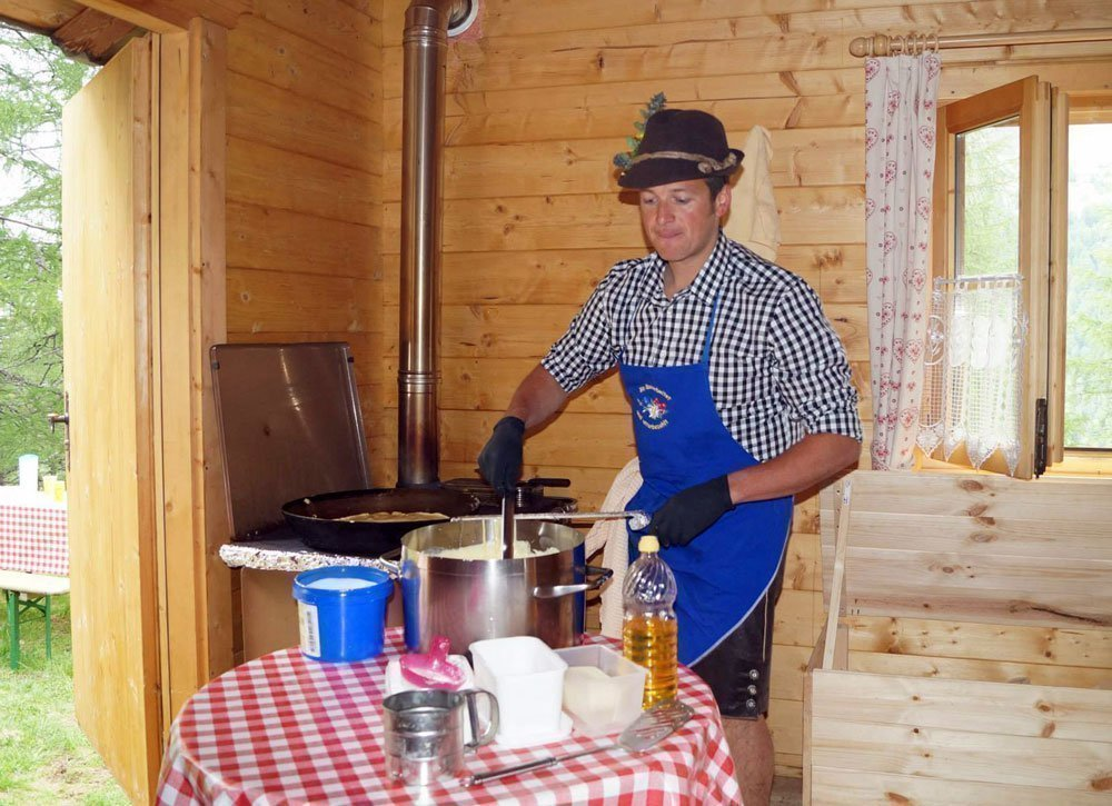 Küchenchef Christian