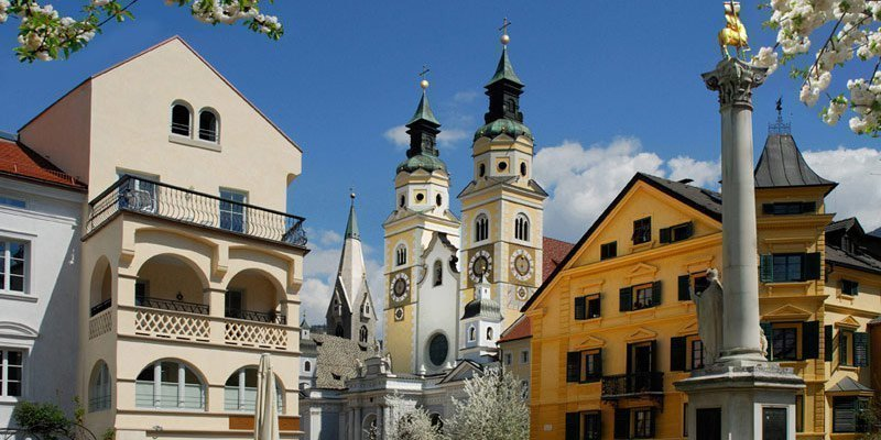 Bressanone, città dei congressi e della cultura