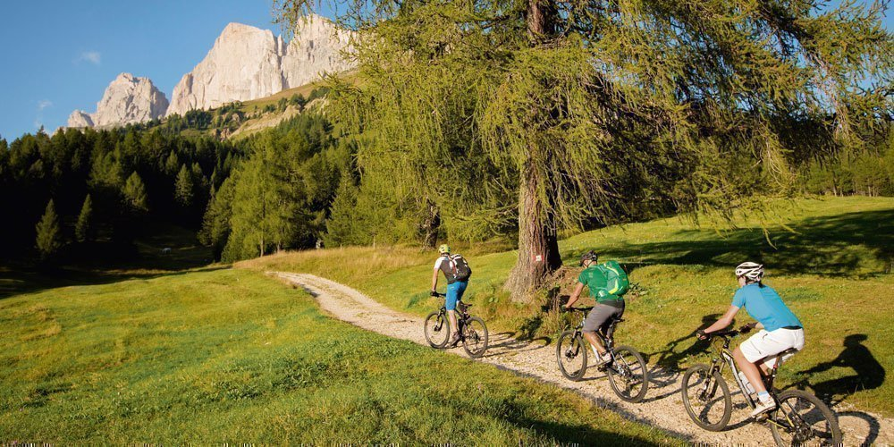 Mountainbike Guide Meransen