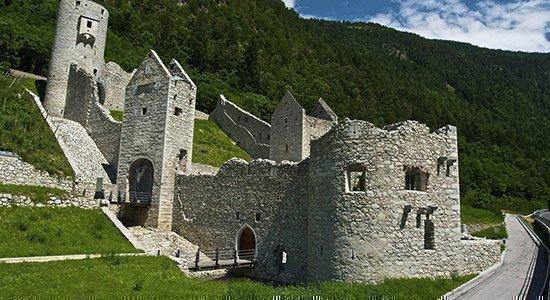 Mittelalterevent für Kinder: Ritterspiele in der Mühlbacher Klause