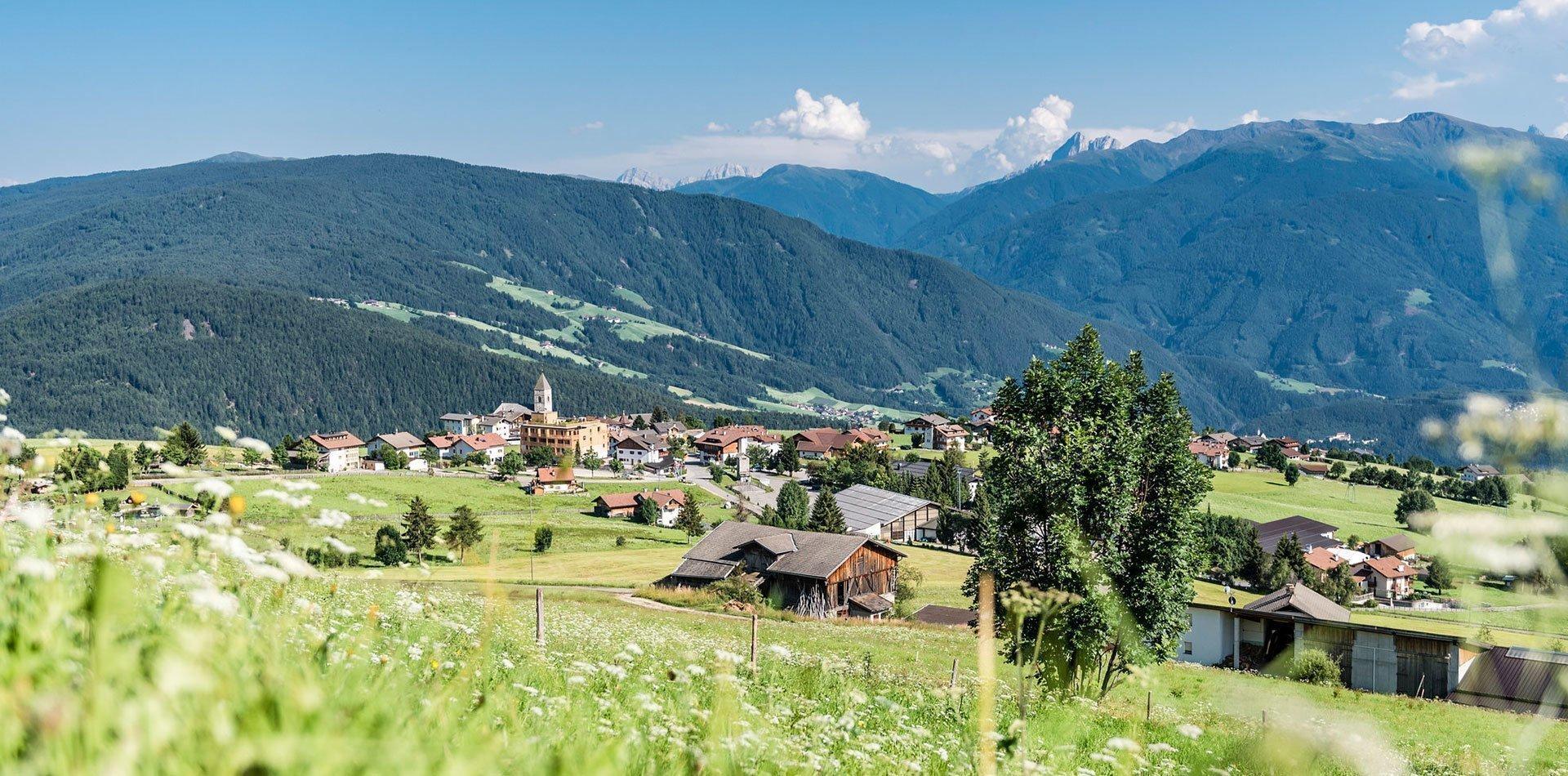 Urlaub in der Ski- & Almenregion Gitschberg Jochtal