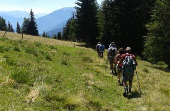 Hiking@motion days im Sonnenhof 2017