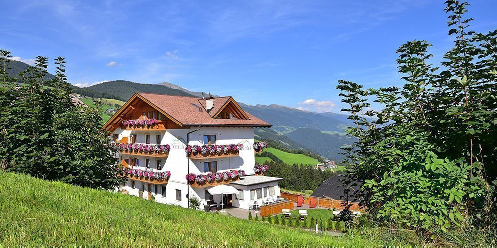 The pension Sonnenhof in Maranza
