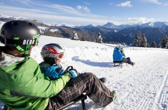 Godere una vacanza in montagna senza sciare