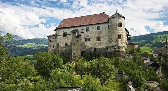 Schloss Rodenegg – Eintauchen ins Mittelalter