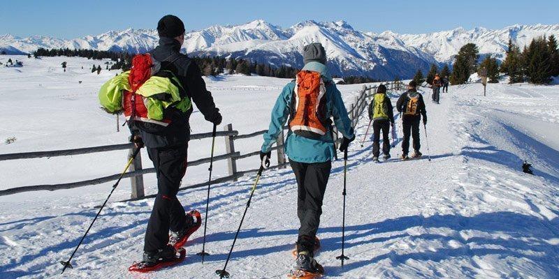 Reizvolle Wanderstrecken in der Ferienregion Gitschberg-Jochtal