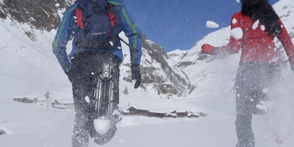 Schneeschuhwandern in Meransen/Südtirol – ein außergewöhnliches Wintererlebnis