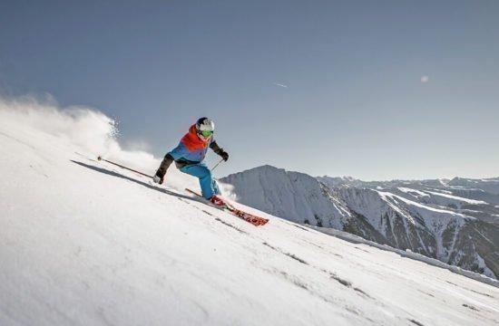 Im März: Ski und Sonne – einfach ein Genuss