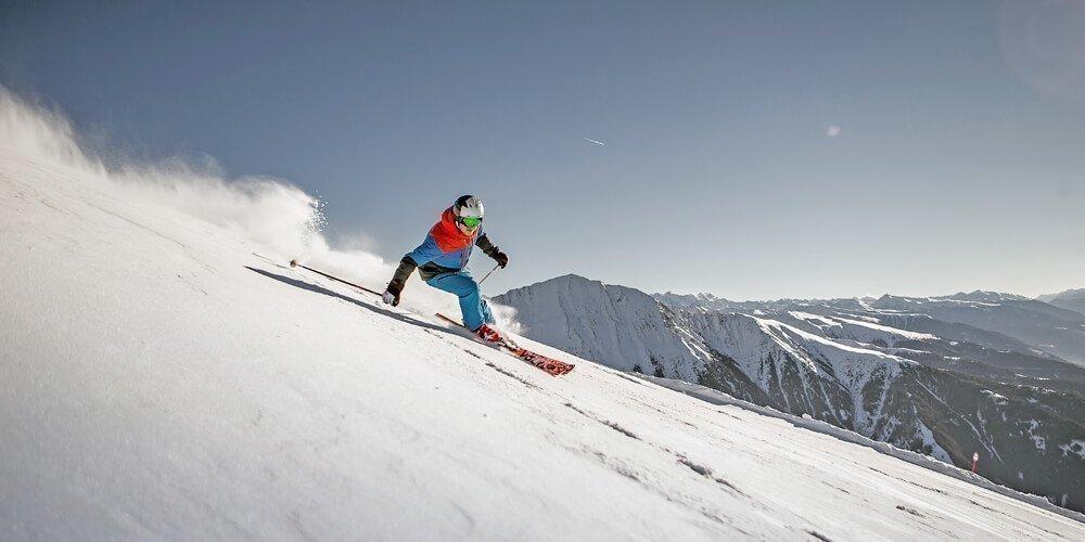 Meransen/Gitschberg - Skifahren abseits des Massentourismus