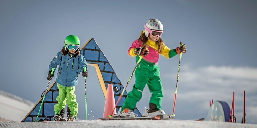 Kinderparks und Aprés-Ski