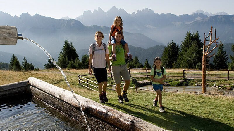 Family holiday South Tyrol