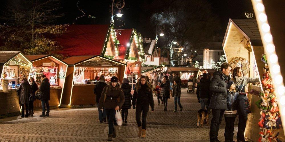 Ganz in der Nähe: Die schönsten Weihnachtsmärkte von Südtirol